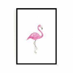 Flamingo Right